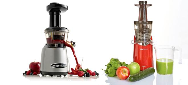 Omega VRT 402 ou Juicepresso Plus