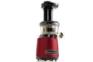 Extracteur de jus Omega VRT 402 rouge