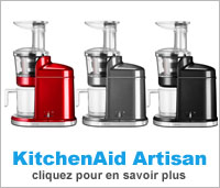 Tests d'extracteurs de jus : Hurom HT, KitchenAid Artisant & Omega MMV